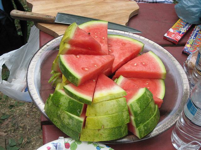 六种切西瓜的方法 ::suiis素易