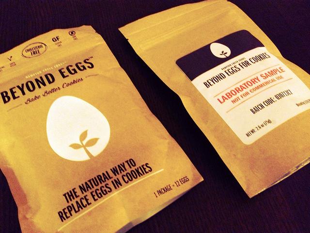 「植物蛋」上市 風味不輸雞蛋:suiis素易